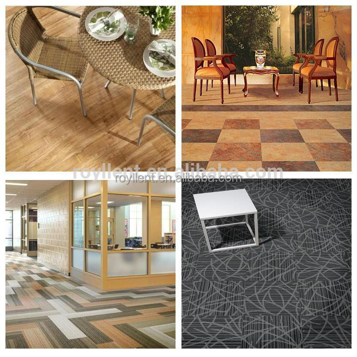 anti-slip indoor usage 2mm-4mm pvc floor tile