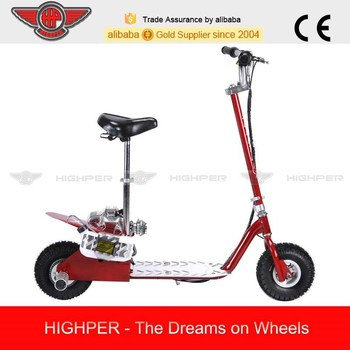49CC 2-STROKE MINI GAS SCOOTER (GS302)