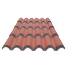 chinese style two layers roofing tiles free building material samples
