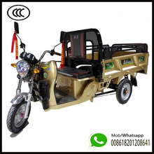 E Rickshaw New Model-- New Design with 800W Differential Motor for Cargo