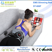 Abdominal Belt With Two Functions/Vibration tummy slimming belt Vibro fit hot slim belt