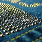Shipped from Cambodia Factory New Material heat transfer hotfix rhinestone for jeans