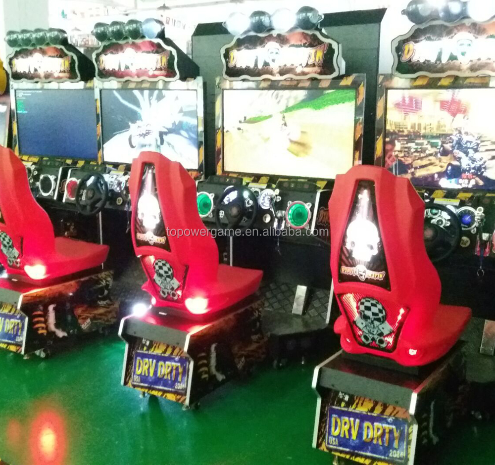 Play car racing games online in arcade game center in game center