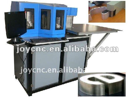Automatic Cutting CNC Channel Letter Bending/Bender Machine