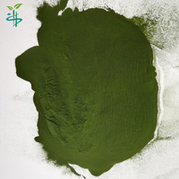 Food grade organic chlorella algae powder