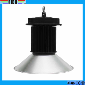 IP65 150w led high bay lighting with ies.file approval