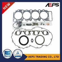 High quality engine parts of overhaul gasket set for HINO 1W