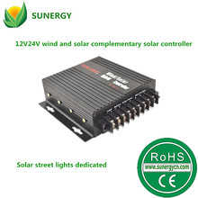 12V24V15A wind and solar hybrid wind solar controller wind power controller