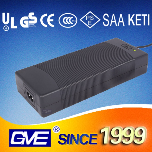 GVE power supply electric bike 48v battery charger with KC UL