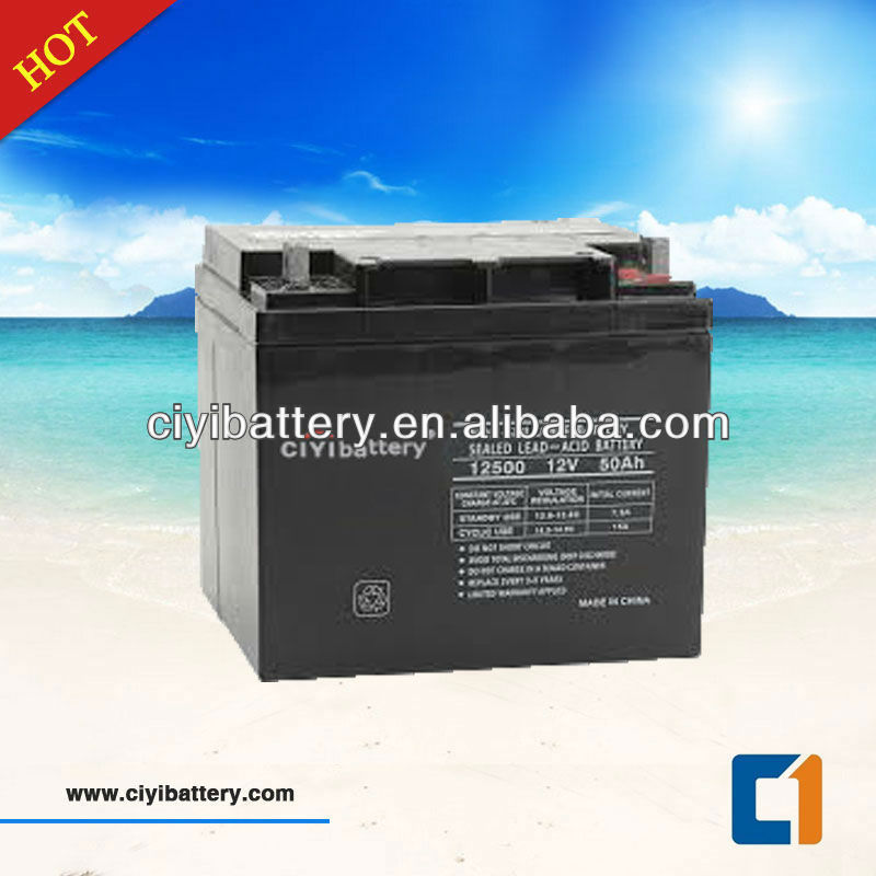 Deep Cycle Battery Solar Storage Battery 12V 70AH