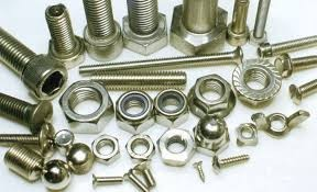 GI/HDG/SS FASTENERS, Chrome plated screws
