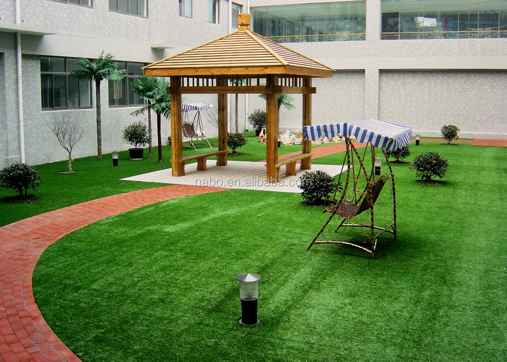 BEST green artificial turf for house decoration synthetic turf grass