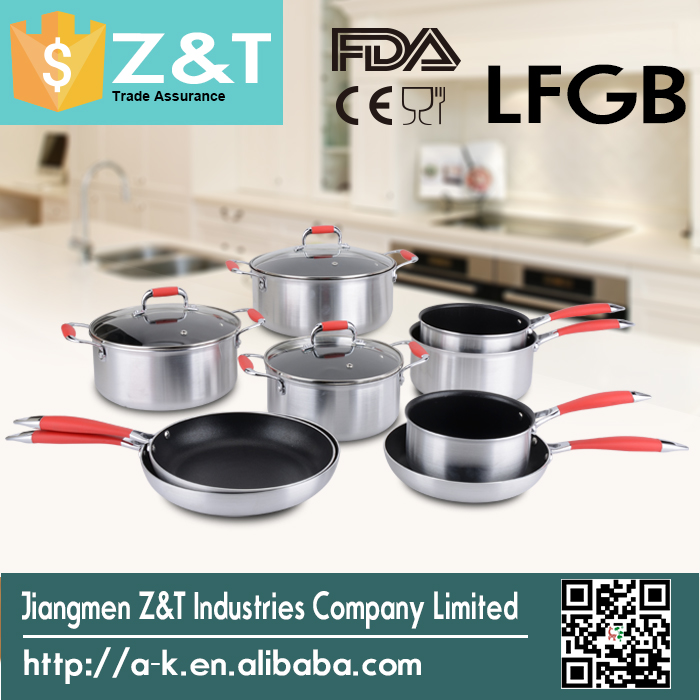 best selling aluminum commercial kitchenware wholesale