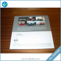 Printing Colorful Products Catalogue