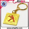 Promotional metal wholesale cheap keychains in bulk
