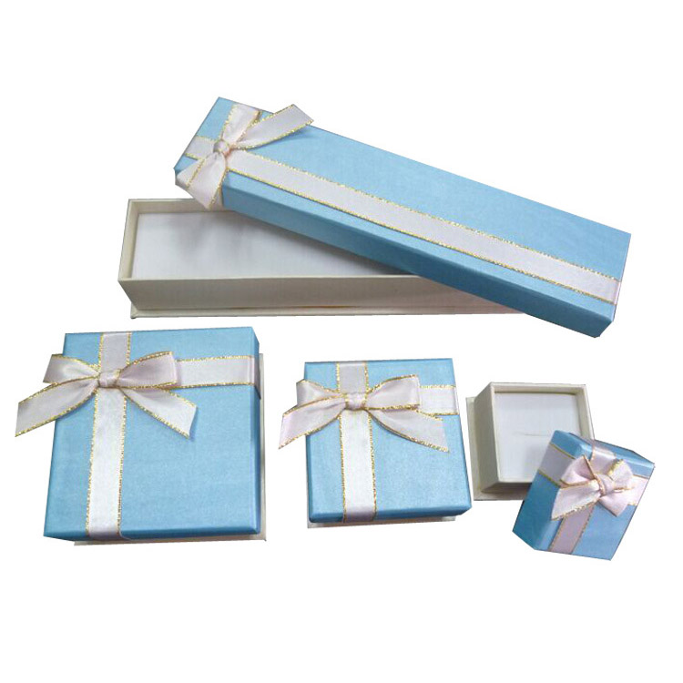 Bow tie gift necklace pen pencil packaging cute tube paper box for gift