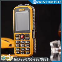 A6 made in china cheap rugged phone 2.2 inch big battery gsm china mobile phone 4000 mah dual sim with two torch light