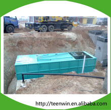 MBR package sewage treatment plant for domestic and industrial waste water