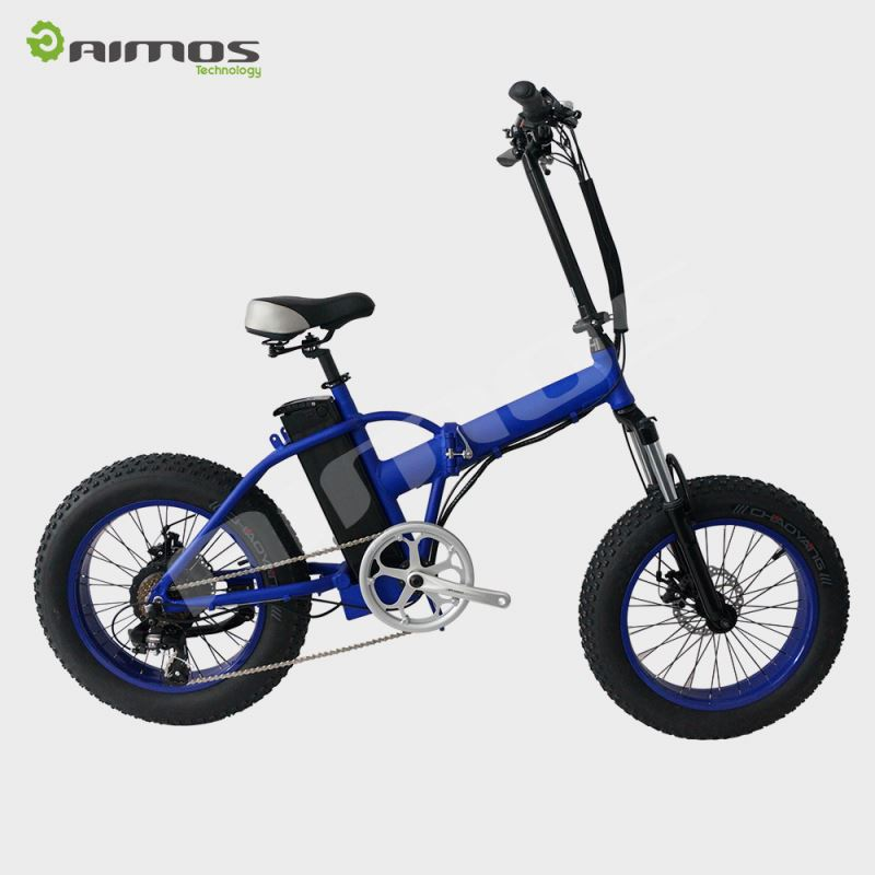 cheap Aimos folding foldable adult children use electric bike in korea