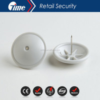 ONTIME EAS Anti-theft Plastic Security Hard Tags Tack Pin PN6015