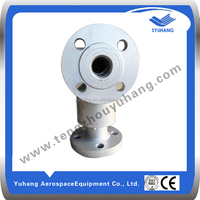 Stainless steel casting pipe rotary joints