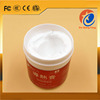 high thermal conductivity white bottled CPU fan silicon thermal grease