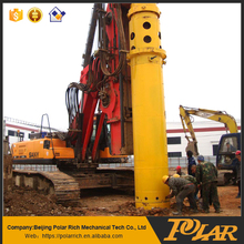 Double Wall Drill Casing For Bauer Rotary Drilling Rig