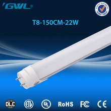 Factory directly sale UL cUL DLC 4 foot led tube8 japanese Led tube light
