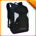 Male Black Waterproof Travel Sports School Backpack
