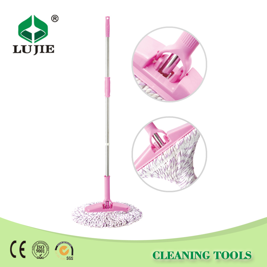 Convenient durable replacement parts home floor easy cleaning equipment spin mop