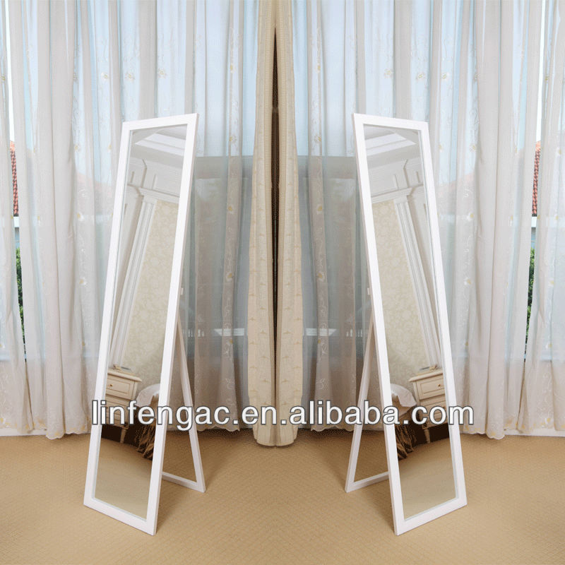 Art culos para el hogar de madera decorativos modernos for Espejos grandes baratos