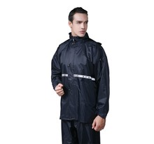 Outdoor waterproof rubber raincoats for women
