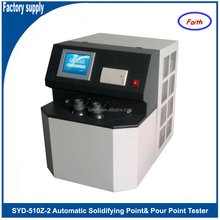 SYD-510Z-2 Automatic Solidifying Point& Pour Point Tester