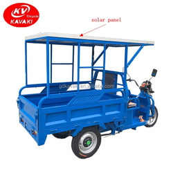 Cargo container three wheel motorcycle tricycle with good price and quality