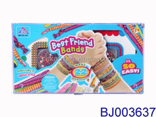 Fashion kids diy bead kit make best friend bracelet