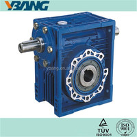 NRV series Double Output Shaft Wind Turbine Gearbox