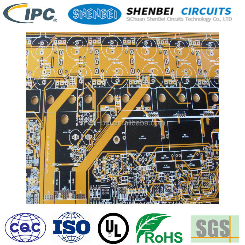 Best Electronic led tv motherboard pcb assembly PCBA circuit board rogers high-power led street light aluminum pcb for led
