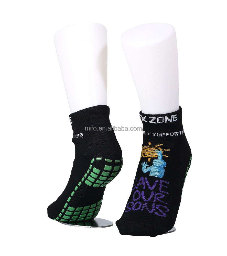 Custom MiFo bounce trampoline socks