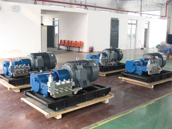 China manufacturer HAISHEN'S pump set