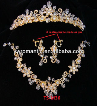 hot sale gold moroccan wedding jewelry