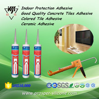 Indoor Protection Adhesive/Good Quality Concrete Tiles Adhesive/Colored Tile Adhesive Ceramic Adhesive