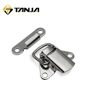 [TANJA] A20 draw latch / nickel plated butterfly latch / plane shaped latch lock