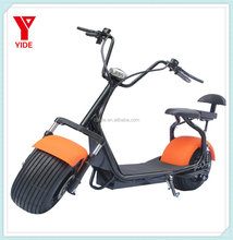 Brushless Adult Electric Motorbike, Electric Harley, Electric Chopper