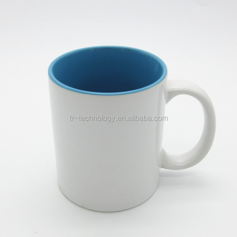 Custom Logo 350ml Promotional Cheap Ceramic Coffee Mug cup