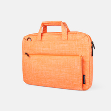 Newest Promotion Fancy Business Multipurpose Fashion Orange 14 Inch Hp Waterproof Laptop Bags For Women