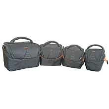 Customized waterproof Practical Fashion Dslr Camera Bag For Women With Three Compartments
