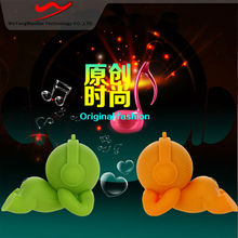 2014 latest lovely water dancing speaker mobile mini speaker manual