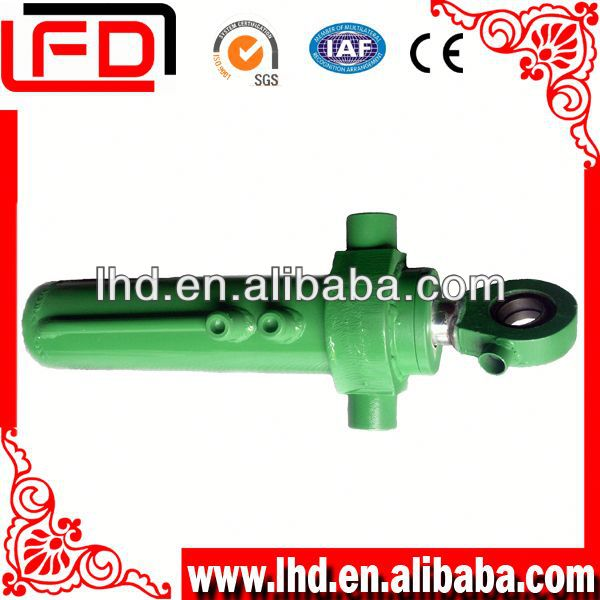 low height hydraulic cylinders