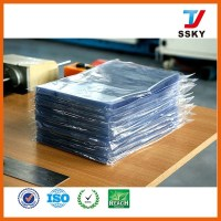 A3 A4 Clear PVC rigid sheet for binding cover