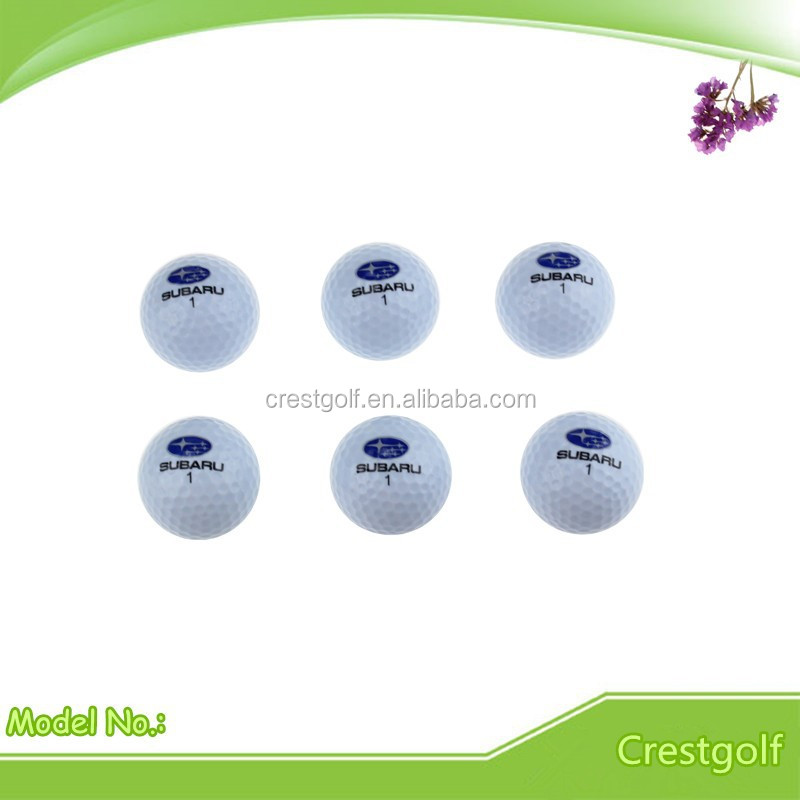 New Style Logo Golf Three Layer Tournament Balls